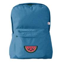 Kawaii Watermelon Backpack
