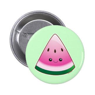 Kawaii Watermelon Pins