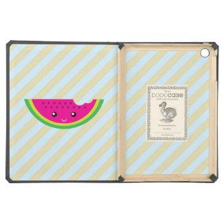 Kawaii watermelon cover for iPad air