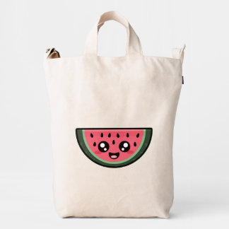 Kawaii Watermelon Duck Bag