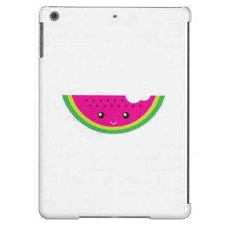 Kawaii watermelon iPad air case