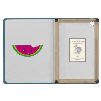 Kawaii watermelon iPad mini retina covers