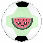 Kawaii Watermelon Soccer Ball