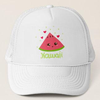 kawaii watermelon! trucker hat