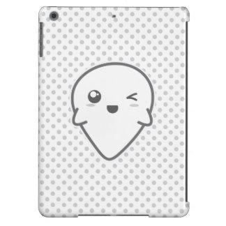 Kawaii Winking Ghost iPad Air Case
