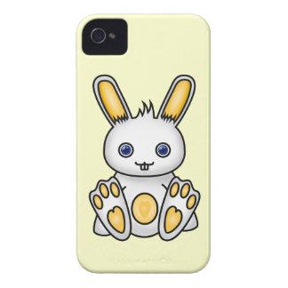 Kawaii Yellow Bunny iPhone 4 Case-Mate Case