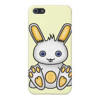 Kawaii Yellow Bunny iPhone SE/5/5s Case