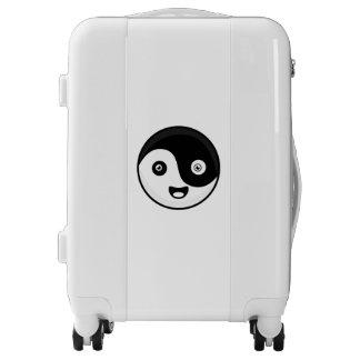 Kawaii Yin Yang Luggage
