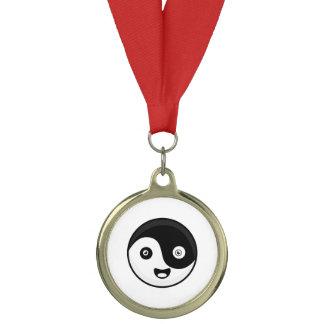 Kawaii Yin Yang Medal