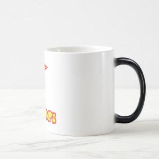 kawaii zap lightning boltt 11 oz magic heat Color-Changing coffee mug