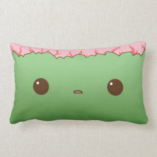 Kawaii Zombie Throw Pillow