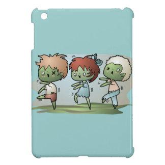 Kawaii Zombies iPad Mini Cover