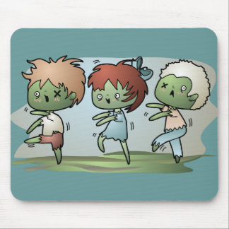 Kawaii Zombies Mousepads