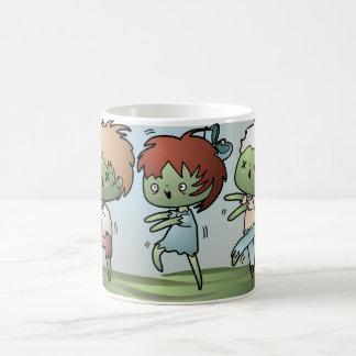 Kawaii Zombies Mug