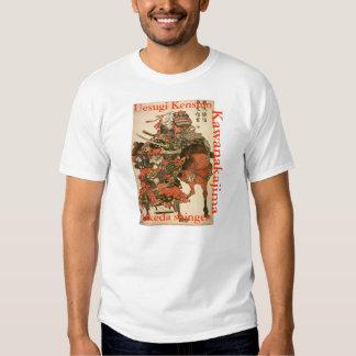 kawanakajima batlle t-shirt