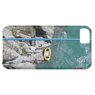 Kawarau Bridge Bungy POV, Queenstown, New Zealand Cover For iPhone 5C