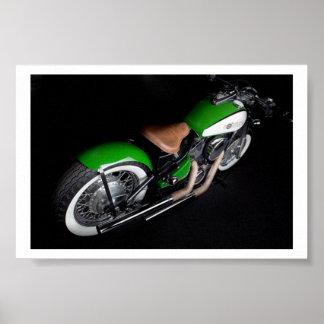 Kawasaki Classic Poster