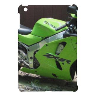 Kawasaki Green Ninja ZX-6R Motocycle, Street Bike iPad Mini Cases