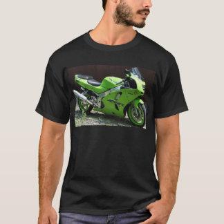 Kawasaki Green Ninja ZX-6R Motocycle, Street Bike T-Shirt