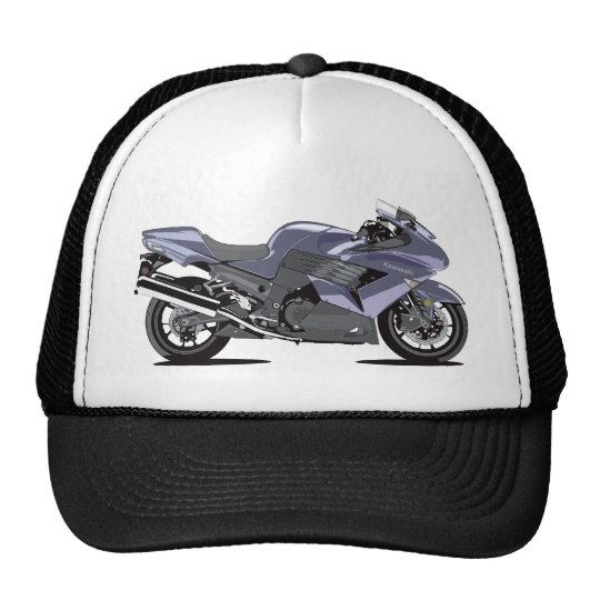 Kawasaki Ninja Trucker Hat