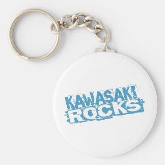 Kawasaki Rocks Keychain