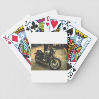 KAWASAKI W65.jpg Bicycle Playing Cards