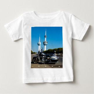 Kawazaki Nomad at Kuwait Towers Baby T-Shirt