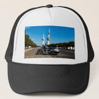 Kawazaki Nomad at Kuwait Towers Trucker Hat
