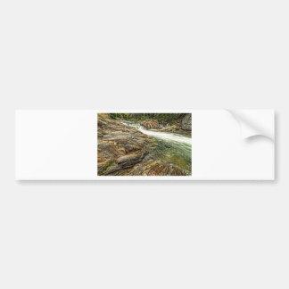 Kaweah River Falls Bumper Sticker