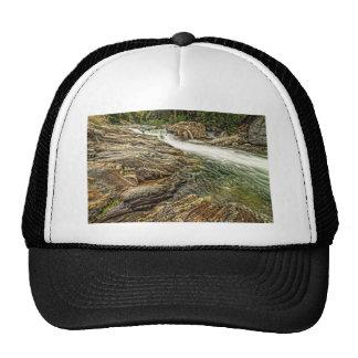 Kaweah River Falls Mesh Hat