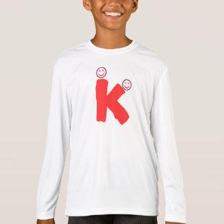 KAY ALPHAK ALPHABET T-Shirt