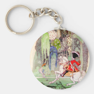 Kay Nielsen s Fairy Tale Prince Charming Key Chains
