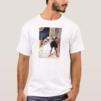 Kay Nielsen - Twelve Dancing Princesses T-Shirt