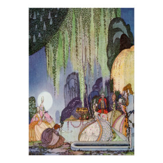 Kay Nielsen's Cinderella at the Ball Posters