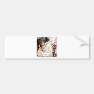 Kay Nielsen's Cinderella Fairy Tale Bumper Sticker