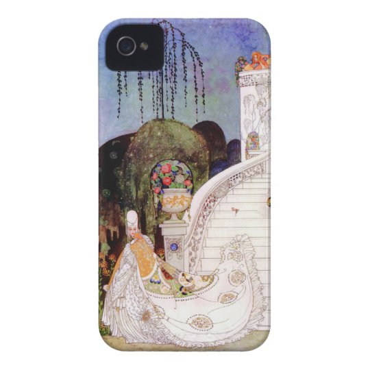 Kay Nielsen's Cinderella Fairy Tale iPhone 4 Case