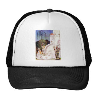 Kay Nielsen's Cinderella Fairy Tale Trucker Hat