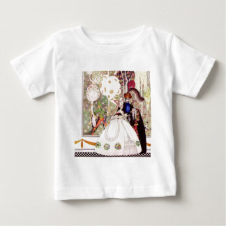 Kay Nielsen's Fairy Tale, Bluebeard and His Wife Baby T-Shirt