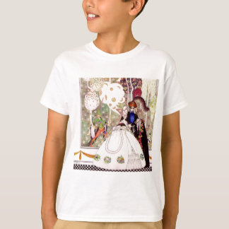 Kay Nielsen's Fairy Tale, Bluebeard and His Wife T-Shirt