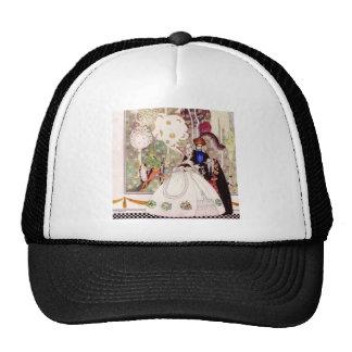 Kay Nielsen's Fairy Tale, Bluebeard and His Wife Trucker Hat