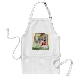 Kay Nielsen's Fairy Tale Prince Charming Adult Apron