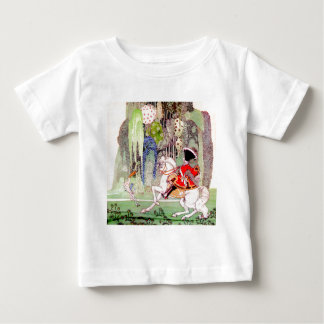 Kay Nielsen's Fairy Tale Prince Charming Baby T-Shirt