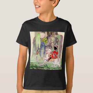 Kay Nielsen's Fairy Tale Prince Charming T-Shirt