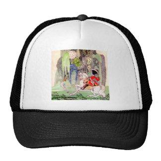 Kay Nielsen's Fairy Tale Prince Charming Trucker Hat