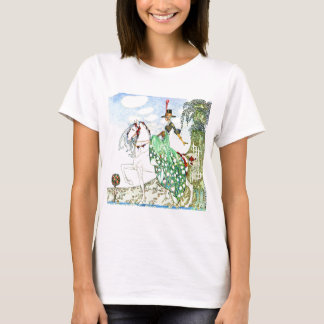 Kay Nielsen's Fairy Tale Princess Minotte T-Shirt