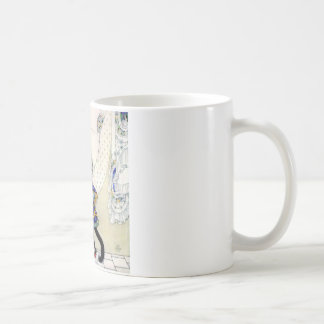 Kay Nielsen's Fairy Tale Puss In Boots Coffee Mug