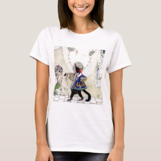 Kay Nielsen's Fairy Tale Puss In Boots T-Shirt
