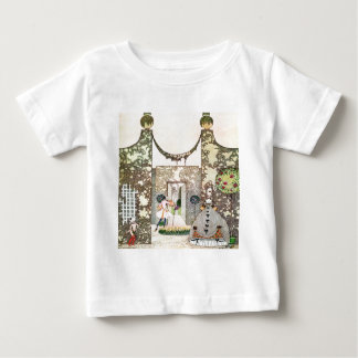 Kay Nielsen's Love In the Afternoon Baby T-Shirt