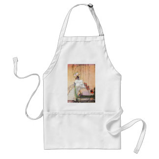 Kay Nielsen's Night In A Chinese Garden Adult Apron