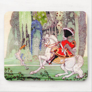 Kay Nielsen's Prince Charming from Sleeping Beauty Mouse Pads
